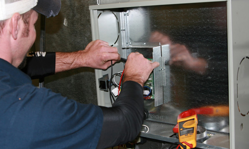Furnace Repair in Redding CA